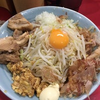 Photo taken at 麺屋 鳳(おおとり) by も on 11/9/2014