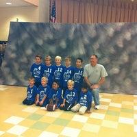 Photo taken at Lakelands Park Middle School by Julie T. on 10/6/2012
