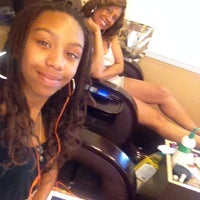 Photo taken at Cute Tips Nail Salon by Julie T. on 5/11/2014