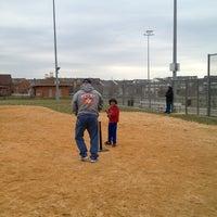 Photo taken at Lakelands Park Middle School by Julie T. on 3/16/2013