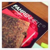 Photo taken at Fahrenheit Magazine by Fernanda B. on 6/7/2013