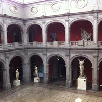 Foto tomada en Academia de San Carlos por Fernanda B. el 1/16/2013