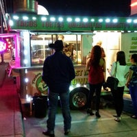 Photo taken at Tacos el gato by Justin L. on 4/19/2015