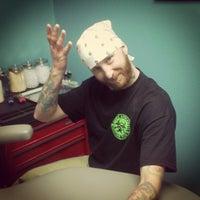 Photo taken at Iron Rose Tattoos by Iron Rose Tattoos on 7/20/2013