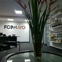 Photo taken at FCBMAYO Perú by Sebastian S. on 10/13/2016
