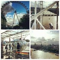 Photo taken at London by Nikita P. on 10/5/2012