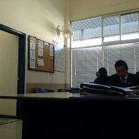 Photo taken at Profuturo GNP by Lenin Z. on 1/20/2014