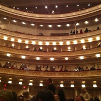Foto tirada no(a) Carnegie Hall por Mark M. em 5/27/2013