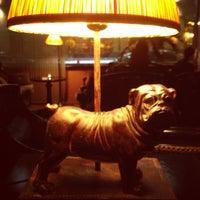 7/25/2013 tarihinde Irina S.ziyaretçi tarafından Mandarin Bar'de çekilen fotoğraf