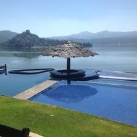 Photo taken at El Santuario Resort by Marcos D. on 2/14/2013
