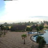 Photo taken at Grand Mangku Putra Hotel by 김영균 on 10/30/2013