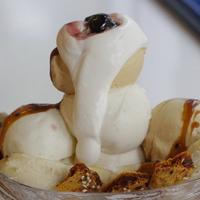 Photo prise au Morgenstern's Finest Ice Cream par Thrillist le6/4/2014