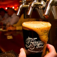 Photo taken at Bozeman Brewing Company by Thrillist on 6/28/2013