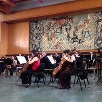 Photo taken at Biblioteca Nacional de Portugal by Rui C. on 6/29/2013