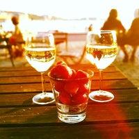 Photo taken at Café Riddarholmen by Andr K. on 7/5/2014