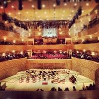 Снимок сделан в Концертный зал Мариинского театра пользователем Andr K. 3/1/2013