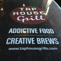 Photo taken at Tap House Grill by Nick W. on 7/17/2013