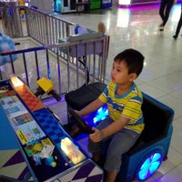 Photo taken at Timezone by Irianto D. on 2/2/2016