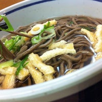 Photo taken at 天王寺うどん 東口店 by 眞理 桶. on 1/9/2013