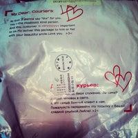 รูปภาพถ่ายที่ Почта России 115054 โดย Yury A. เมื่อ 7/27/2013