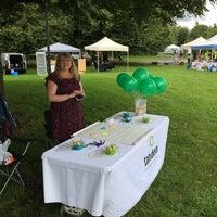 Photo taken at Alvaston Park by Stephen H. on 7/30/2017