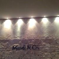 Photo taken at Mandi & Co by Rafael M. on 12/10/2013