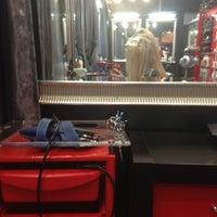 Photo taken at РЕД. Территория красоты / салон красоты by Настя К. on 12/17/2012