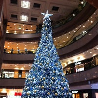 Photo taken at Takashimaya S.C. by Calvin N. on 12/28/2012