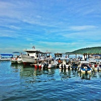 Photo taken at Jesselton Point by shanellangel . on 12/28/2012
