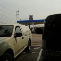 Photo taken at PTT by Poope C. on 4/2/2013
