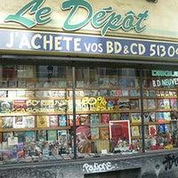 Photo prise au Le Dépôt de la BD par Lionel A. le1/14/2013