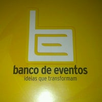 Photo taken at Banco de Eventos by Fabricio M. on 3/6/2013