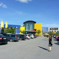 Photo taken at IKEA Barkarby by Ramin S. on 5/25/2013