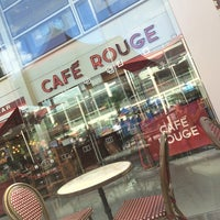 Photo taken at Café Rouge by Shrek on 6/8/2014