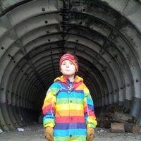 Photo taken at Rohuneeme raketibaas by Marit K. on 11/23/2013