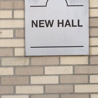 Photo taken at New Hall - CUNY Bronx Community College (BCC) by Charles H. on 1/29/2013