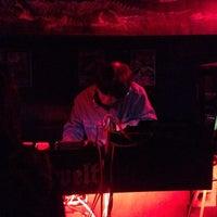 Photo taken at Cafe&Bar Extrawelt by komachi n. on 11/2/2014
