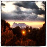 Photo taken at Mirador Poeta Domingo de Mena by Carlos J. on 12/14/2012
