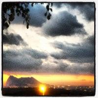 Photo taken at Mirador Poeta Domingo de Mena by Carlos J. on 12/15/2012