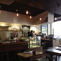 Photo taken at Base Espresso by Wakako K. on 5/20/2013