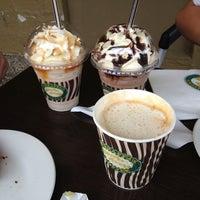 Photo taken at Zarraffa's Coffee by Wakako K. on 6/13/2013