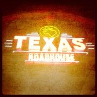 Photo taken at Texas Roadhouse by Pamela Del Mar M. on 12/30/2012
