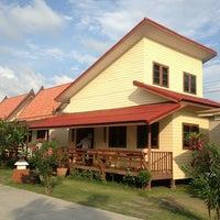 Photo taken at Piya Resort by Sao ﺙ Kanchana on 3/3/2013