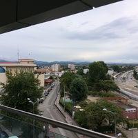 Photo taken at Anatolia Hotel Komotini by Dimitris R. on 7/18/2017