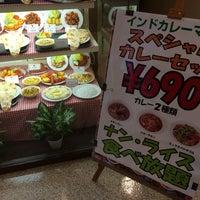 Photo taken at インドカレーレストラン マサラ 入間店 by Seiji F. on 8/2/2014