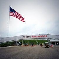 Photo taken at Talladega Superspeedway by Jason W. on 5/2/2013