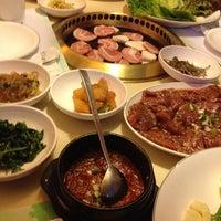 Photo taken at Sam Mok Korean Restaurant  三木韓國料理 by Junko T. on 5/2/2014
