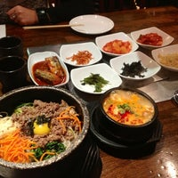 Photo taken at New Wonjo by Lena N. on 11/29/2012