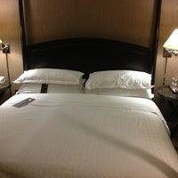 Photo taken at Sheraton Portsmouth Harborside Hotel by Lena N. on 1/3/2013