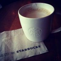 Photo taken at Starbucks by Amanda C. on 11/2/2012